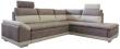 Угловой диван «Твистер» вар. 3mL.5АR: 20 группа
