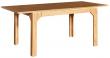 Стол раздвижной «Сканди» П515.20, Цвет: Дуб Сантана