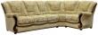 Угловой диван «Изабель 2» вар. 3mL.90.1R: ткани 23 группа