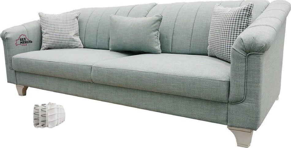 3-х местный диван «Дакар» 3М: на блоке независимых пружин