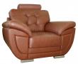 Кресло «Редфорд» (12), Материал: натуральная кожа, Группа ткани: 140 группа