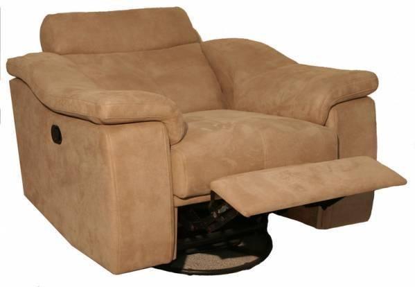 кресло с реклайнером -MM-276-01Р