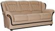 3-х местный диван «Бакарди» 3М кожа нат 3341_120 группа