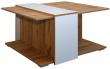 Стол журнальный «Гелиос» П550.11, Цвет: Дуб Вотан + белый