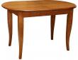 Стол обеденный «Альт 5» П285.07, Цвет: Дуб рустикаль с патинированием
