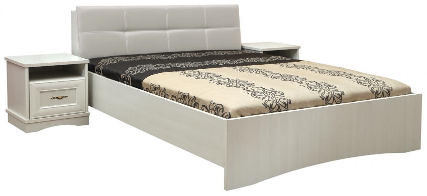 Кровать двойная «Турин» П036.126М, Материал: ЛДСП+МДФ, Цвет: Сосна карелия (krovat_dvoinaya_turin_p036_126m_white5b0f896932d96.jpg)