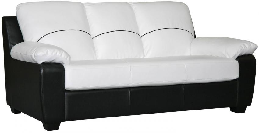 3-х местный диван «Питсбург» 3м кожзам 19 группа