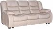 3-х местный диван «Манчестер 1» 3м: натуральная кожа 120 группа
