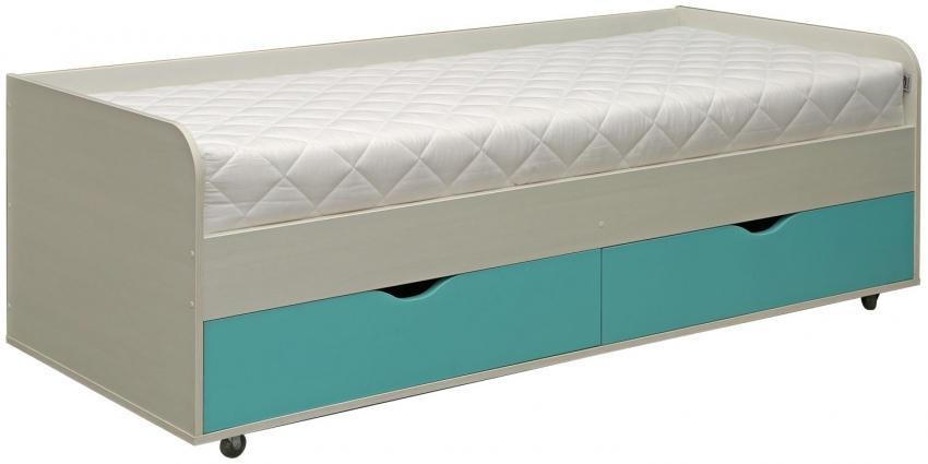 Кровать «Балу» П039.121, Материал: ДСП ламинированная (krovat_balu_p039_1215afbe89b81646.jpg)
