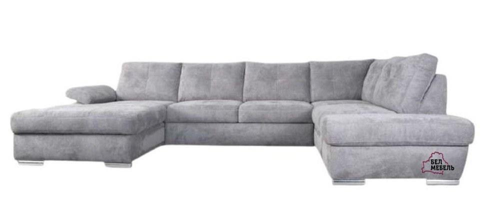 П-образный диван Варадеро 2, габариты 335-220см