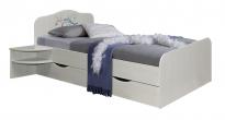 Кровать одинарная Соната
