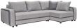 Угловой диван «Чарли» вар.2mL.6R: ткани 18 группа