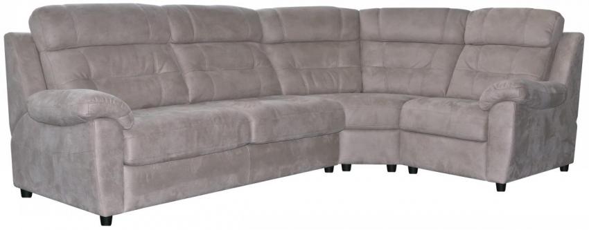 Угловой диван «Родео» вар 3mL.90.1R: ткань, 521_22 группа