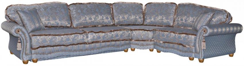 Угловой диван «Латина» (3мL/R901R/L), Материал: ткань, Группа ткани: 22 группа (latina_284-284