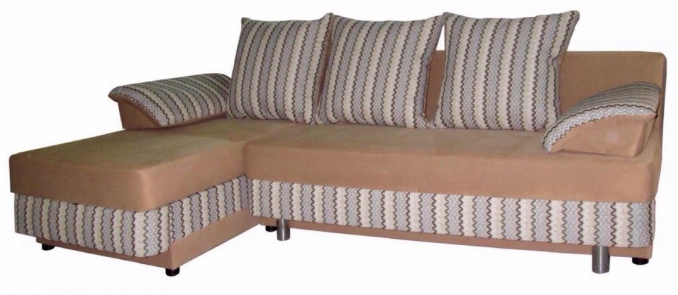 "Угловой диван ""Олимп 3"": сборка на любой угол"