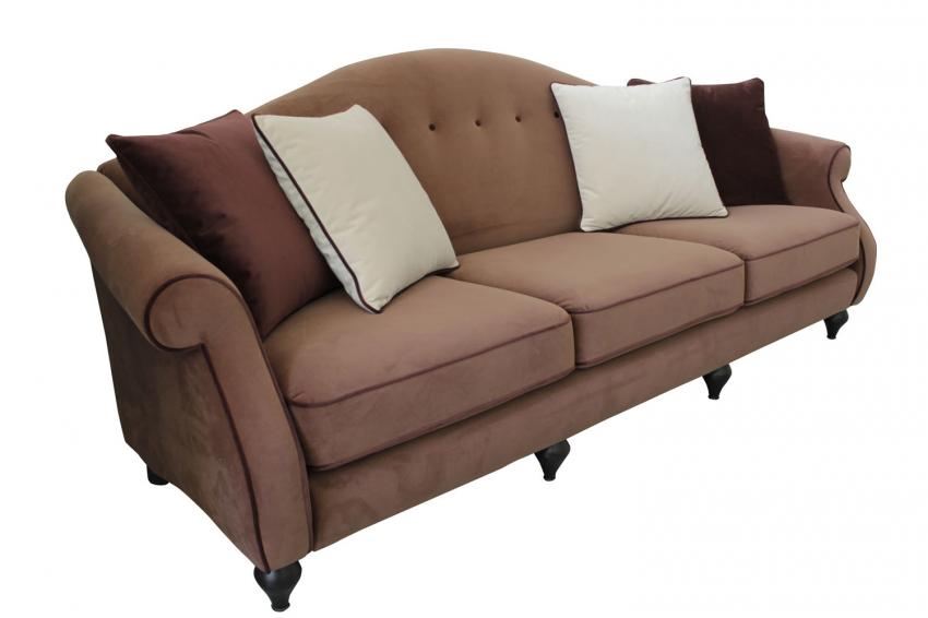 4-х местный диван «Лион» (4м), Материал: ткань, Группа ткани: 20 группа