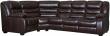 Угловой диван «Манчестер 1» вар 3mR.90.1L:натуральная кожа  2324_140 группа