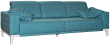 3-х местный диван «Бродвей» 3м  ткань 26 группа