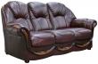 3-х местный диван «Дельта» 3м натуральная кожа 1062_120 группа