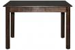 Стол обеденный «271», Цвет: Венге, Размер: 1200x700 мм