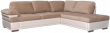 Угловой диван «Арена» (3мL/R5АR/L), Материал: ткань, Группа ткани: 21 группа