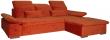 Угловой диван «Вестерн»вар 2mL.8mR: ткани_30161_20 группа