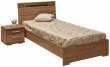 Кровать «Анастасия» П364.06, Материал: ДСП ламинированная, Цвет: Акация (krovat_anastasiya_1_p364_06_2.jpg)