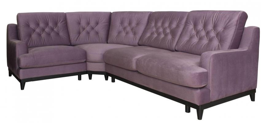 Угловой диван «Ева» вар. 3mR.90.1L:  ткань  586_20 группа