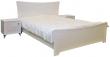 Кровать двойная «Флориана» П483.05, Материал: ДСП ламинированная, Цвет: Белый глянец (krovat_floriana_483_05_shampan_belyi_glyanec.jpg)