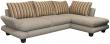 Угловой диван «Рейн 1» вар 3mL.5mR: ткани 274+835_20 группа
