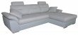Угловой диван «Аризона» вар. 2mL.8mR:  ткани 30262+183+30280_19 группа