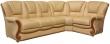 Угловой диван «Изабель 2» вар. 3mL.90.1R: натуральная кожа 2009_ 120 группа