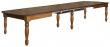 Стол «Верди 38» П394.10, Цвет: Дуб рустикаль с патинированием