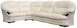 Угловой диван «Йорк» вар.3мR.901L: натуральная кожа_140группа