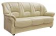 3-х местный диван «Биарриц» (3м)  натуральная кожа 120 группа