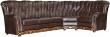 Угловой диван «Европа» (3мL/R901R/L), Материал: натуральная кожа, Группа ткани: 150 группа
