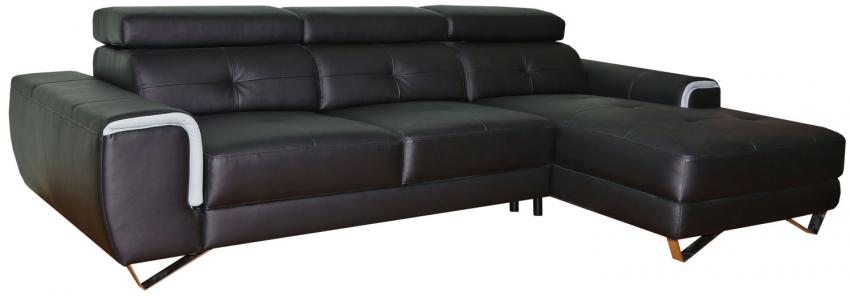 Угловой диван «Baltic (Балтик)» вар 2L.6R: ткани18 группа