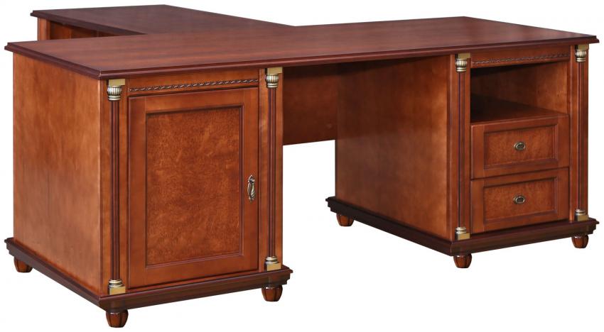 Стол «Валенсия 8» П444.13, Цвет: Каштан
