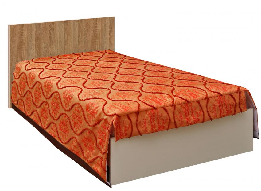 Кровать «Next» П033.002М, Материал: ДСП ламинированная, Цвет: Белый+дуб Сонома (krovat_next_p033_002m5b471f18509b3.jpg)