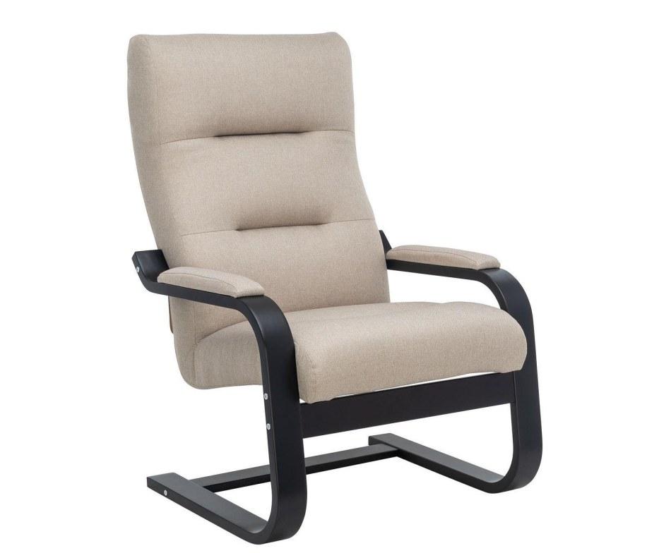 Кресло-качалка Оскар   ткань Malmo05_венге