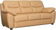 3-х местный диван «Плаза» (3м) натуральная кожа 140 группа