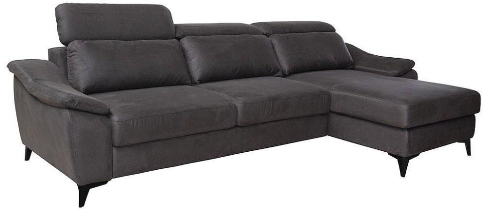 Угловой диван «Оливер» вар 2mL.8mR  ткань 216_19 группа