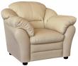 Кресло «Сенатор» (12), Материал: натуральная кожа, Группа ткани: 120 группа