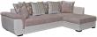 Угловой диван «Мальта 1» вар. 3mL.6mR:  ткани: 21 группа