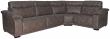 Угловой диван «Исландия»  вар 3mL.90.1R: ткань 493_22 группа