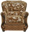 Кресло «Изабель 2» (12), Материал: ткань, Группа ткани: 23 группа (izabel_2_832-832