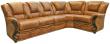 Угловой диван «Изабель 2» вар. 3mL.90.1R: натуральная кожа 2005_ 120 группа