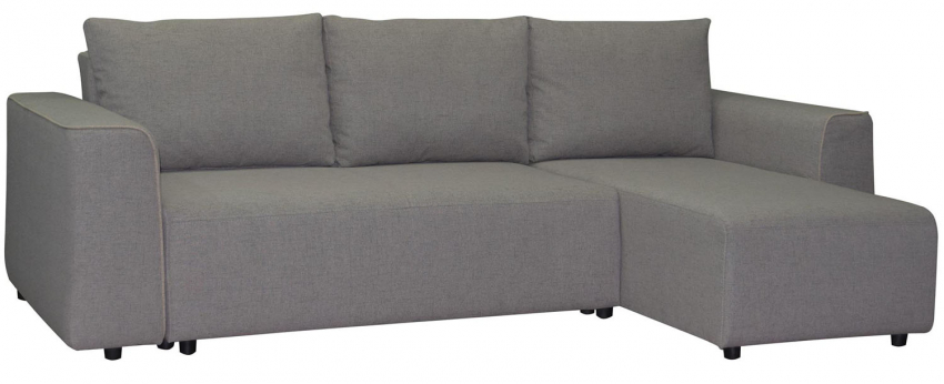 Угловой диван «Тенхе» вар. 2mL.6R: ткани 18 группа