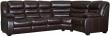 Угловой диван «Манчестер 1» вар 3mL.90.1R:натуральная кожа  2324_140 группа