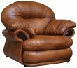 Кресло «Орлеан» (12), Материал: натуральная кожа, Группа ткани: 120 группа